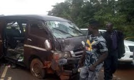 Photo of 15 persons in critical conditions after accident at Konongo-Odumase (Photos)