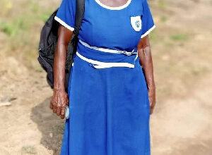 Photo of 57-year-old mother of four targets SHS after completing BECE