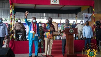 Photo of 1D1F: President Akufo-Addo Commissions Kasapreko Water, Juice And Soft Drinks Factory