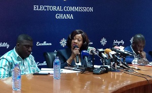 Photo of EC rejects NDC's allegations over voter's register