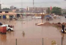 Photo of A/R: Floods kill boy, 7 at Asokwa