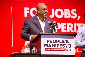 Photo of Two-day voters' register exhibition extension inadequate – Mahama