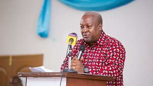 Photo of Refusal of EC Chair to testify leaves a bad precedence for the future – Mahama