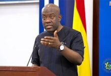 Photo of Free SHS beneficiaries know Akufo-Addo started it – Oppong Nkrumah taunts Mahama