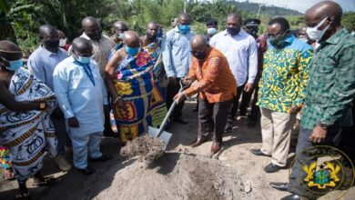 Photo of I've given Western-North 400 projects, 3 new district hospitals – Akufo-Addo