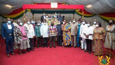 Photo of Akufo-Addo inaugurates Tree Crop Development Authority; Headquarters in Kumasi