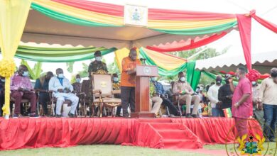 Photo of Cocoa producer price increased to GH¢10,560 per metric ton – Akufo-Addo