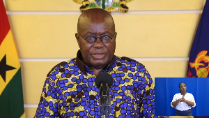 Photo of COVID-19: Observe safety protocols to avoid a second wave – Akufo-Addo
