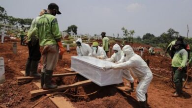 Photo of Coronavirus deaths in Ghana climb to 312