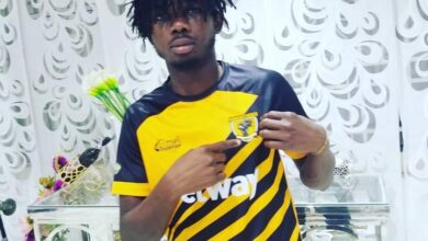Photo of Ex- Kotoko defender Empem Dacosta joins Ashantigold SC