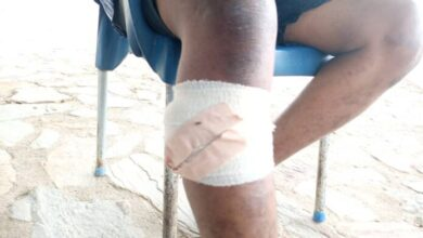 Photo of Asafo Chief shot dead, 3 others critically injured