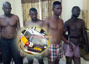 Photo of One killed, seven others arrested for robbery, cattle rustling at Kintampo