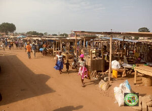 Photo of Atwima-Agogo residents cry for market and clinic