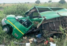 Photo of Another crash at Sege claims 2 lives