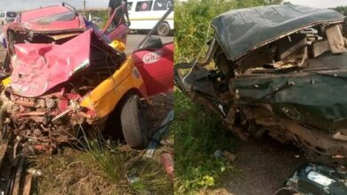 Photo of E/R: Four die in crash at Somanya