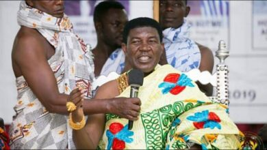 Photo of Omanhene of Techiman deserves to be Member of Council of State -Tuobodom DCE