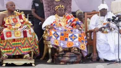 Photo of Volta chiefs condemn Togolanders; say they're committed to united Ghana