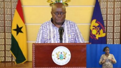 Photo of Zero active Covid-19 cases must be the goal – Akufo-Addo