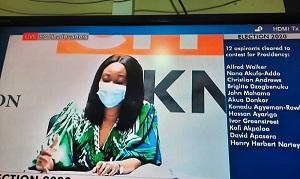 Photo of EC drops Odike, Gyataba from presidential race; Akua Donkor, Kyiri Abosom, Akpaloo, Ayariga, Konadu Rawlings make the ballot paper