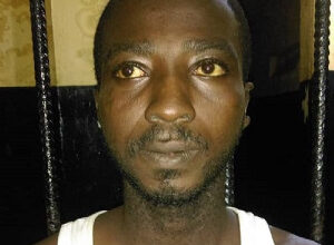Photo of Man 29, arrested for stabbing father to death