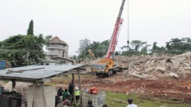Photo of Akyem Batabi collapse: State running 24-hour rescue operation as death toll rises to 20