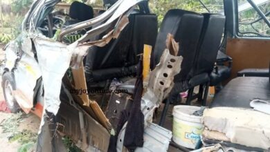 Photo of 7 confirmed dead after ghastly accident on Wenchi-Wa highway