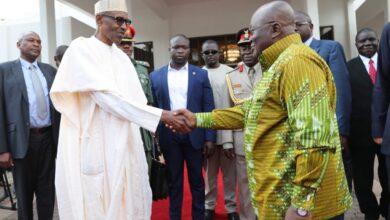 Photo of #EndSARS: Akufo-Addo calls for calm in Nigeria