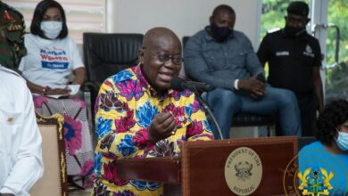 Photo of Committee to look into land acquisition in the offing – Akufo-Addo to Ga Chiefs