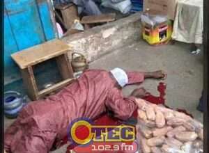 Photo of Kumasi: Armed robbers kill one in daylight robbery at Alakbar (Video+photos)