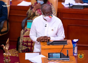 Photo of Full Text of 2021 Mid-Year Budget review by Finance Minister Ken Ofori-Atta