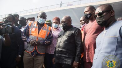 Photo of Akufo-Addo orders NBSSI to support victims of Odawna market fire