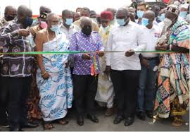 Photo of Akufo-Addo commissions first phase of Obetsebi Lamptey interchange