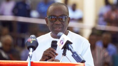 Photo of Some politicians creating false sense of insecurity in Ghana – Kan Dapaah