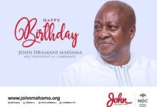 Photo of Tamale: Mahama donates to hospital to mark 62nd birthday
