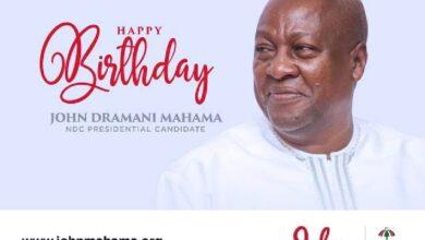 Photo of Tamale: Mahama donates to hospital to mark 62nd birthday