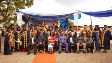 Photo of Photos: OTEC School of    Journalism holds 3rd graduation Ceremony