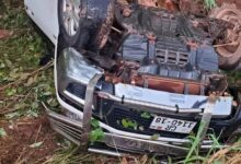 Photo of Photos:  Abronye DC involved in an accident on Berekum road