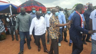 Photo of Akufo-Addo rallies NPP strongholds to ensure high voter turnout