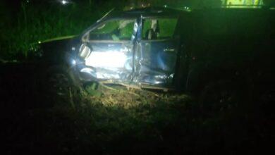 Photo of Photos: Samira Bawumia's convoy involved in accident