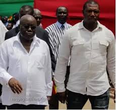 Photo of Nana Addo's body guard seizes Business woman land as she petitions president and Chief Justice