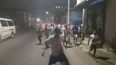 Photo of Scenes from Kumasi streests after EC declared Nana Addo the winner