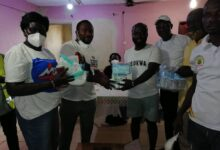 Photo of Election 2020: Dr. Nana Yaw Boakye donates to Asokwa NPP