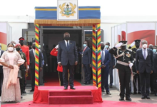 Photo of Photos from Akufo-Addo's final State of the Nation Address