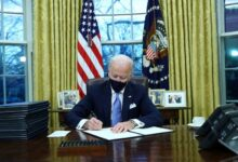 Photo of Biden sets to work on reversing Trump policies with executive orders