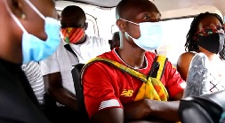 Photo of Don't allow passengers without nose mask to board your cars – GPRTU to drivers