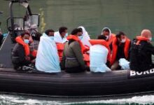 Photo of 43 people drown after migrant boat capsizes in the Mediterranean