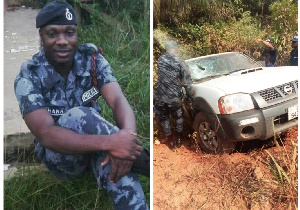 Photo of Police Lance Corporal killed in highway robbery, GH¢500,000 stolen