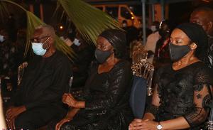 Photo of Photos: Vigil held in honour of Rawlings