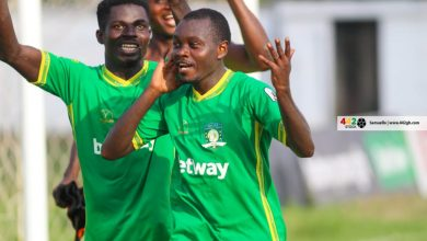 Photo of 'I haven't received anything from Hisense' – Aduana Stars winger