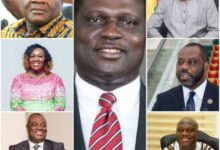 Photo of Akufo-Addo's 2nd tenure ministerial nominations: Biggest movements